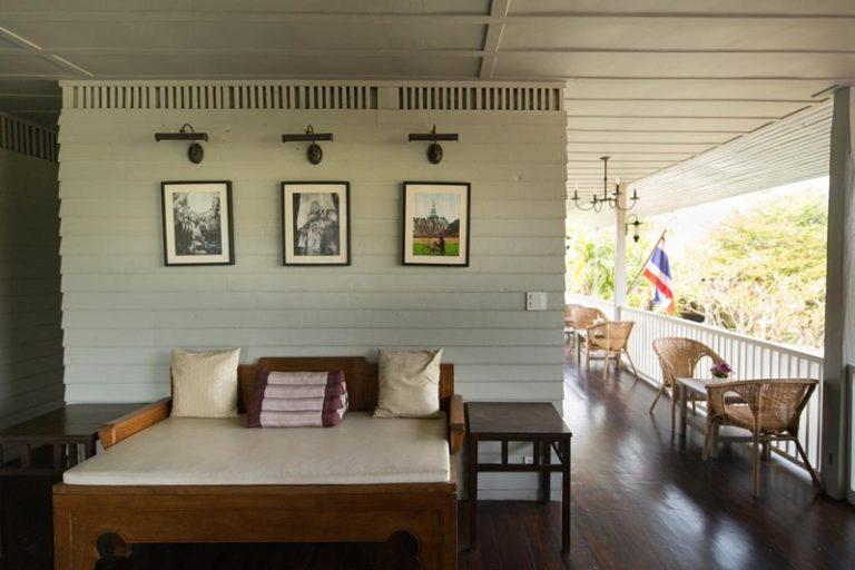 Tharaburi Resort : Male Dormitory Room