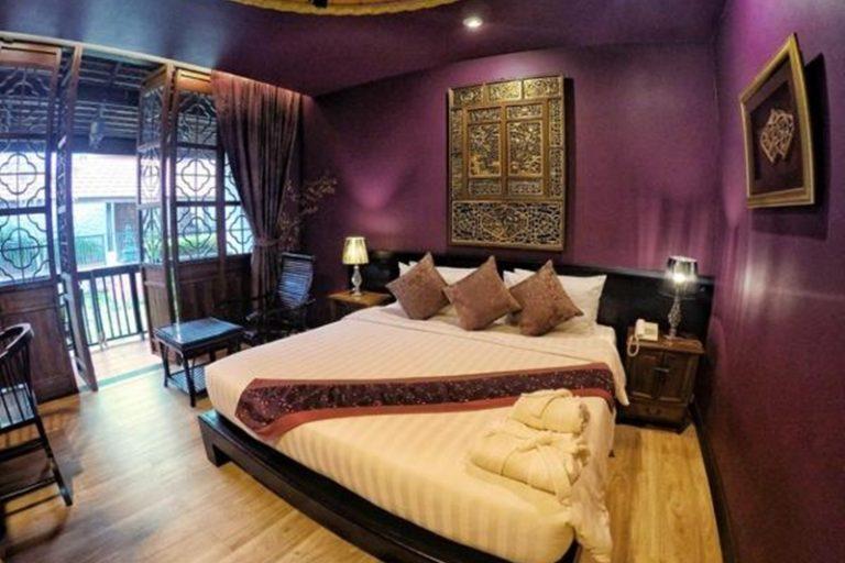 Tharaburi Resort : Deluxe Garden View