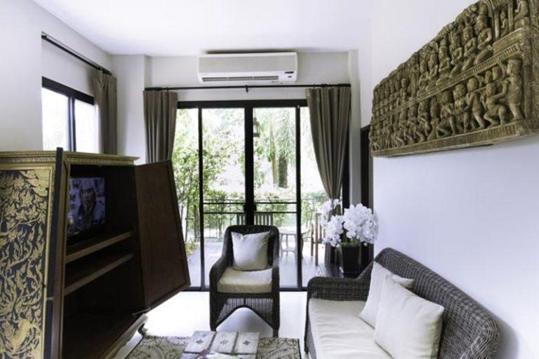 Tharaburi Resort : Suite Room