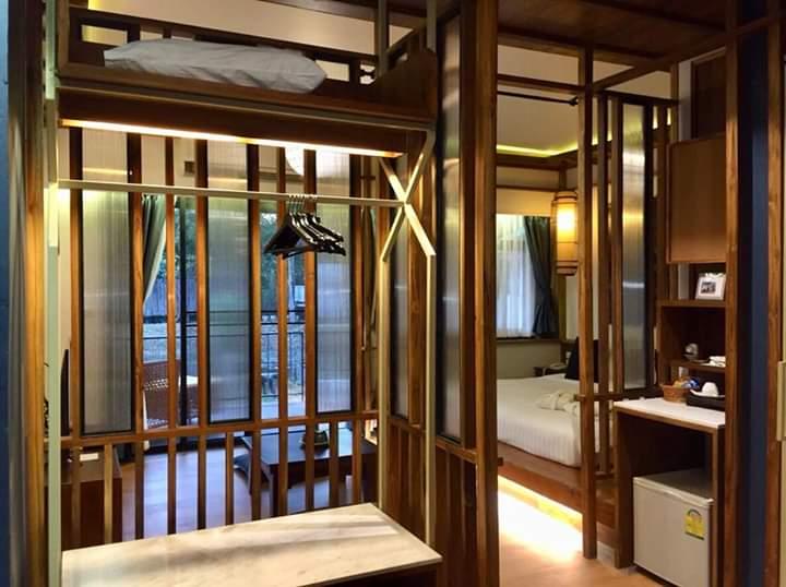 Tharaburi Resort : Grand Deluxe Plus